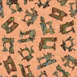 Sewing Machine Toss - DK SALMON