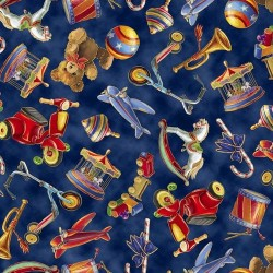 Tossed Toys - NAVY