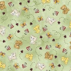 Animals & Garden Toss - GREEN