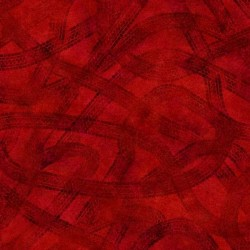 Tire Tracks - RED
