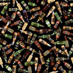 Beer Bottles - BLACK