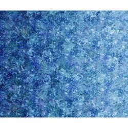 Floralessence Ombre  - BLUE/TURQUOISE