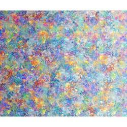 Floralessence Ombre  - AQUA/TEAL