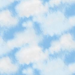 Clouds - LT BLUE