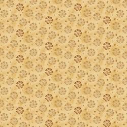 Pinwheel Floral - YELLOW