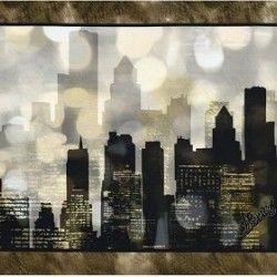 CITY LIGHTS DIGITAL PANEL (60CM)
