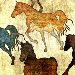 Horses - AMBER