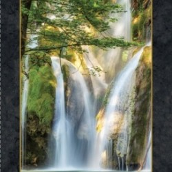 LE CASCADE DIGITAL PANEL (60CM)