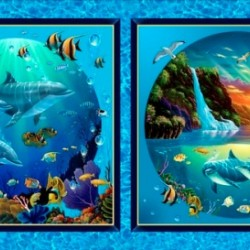 UNDER SEA PANEL (60CM)