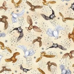 OWL TOSS - CREAM