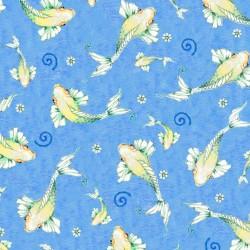 FISH - BLUE