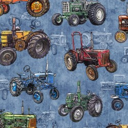 TRACTOR TOSS - CHAMBRAY