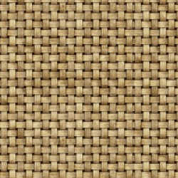 BASKETWEAVE - RATTAN