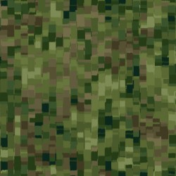OMBRE SQUARES - OLIVE