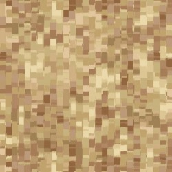 "108"" OMBRE SQUARES BACKING - TAN"