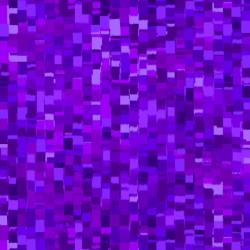 "108"" OMBRE SQUARES BACKING - PURPLE"