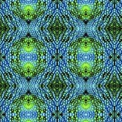 CHAMELEON SKIN - BLUE