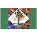 HIS MAJESTY THE TREE BY PIECEMAKERS FOR QUILTING TREASURES
