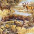 DEER MEADOW BY CYNTHIE FISHER FOR QUILTING TREASURES