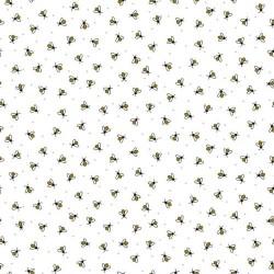 Bees - WHITE