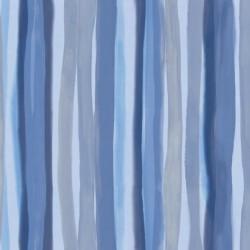 Ombre Stripe - BLUE