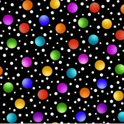 Dots - BLACK