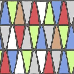 Triangle Geo - GRAY