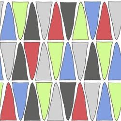 Triangle Geo - WHITE