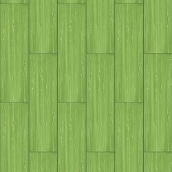 Wood - LEAF GREEN