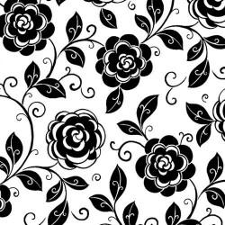 Mod Floral - WHITE