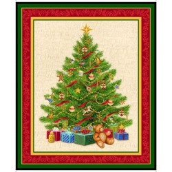 Christmas Tree Panel (90cm)