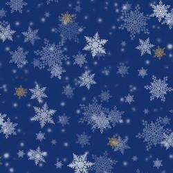Snowflakes - ROYAL
