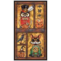 Steampunk Halloween Panel (60cm)