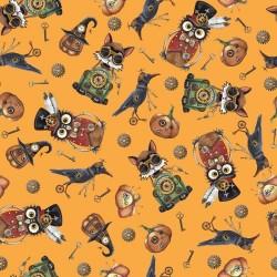 Halloween Toss - ORANGE