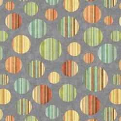 Circles - DK GREY