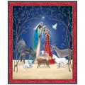 CHRISTMAS 2020 - CHRIST IS BORN BY QUILTING TREASURES