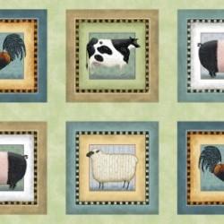 Farm animal Picture Panel (60cm)