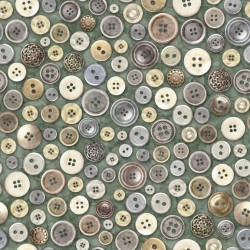 Buttons - GREEN