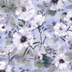 Floral Feature - LIGHT VIOLET