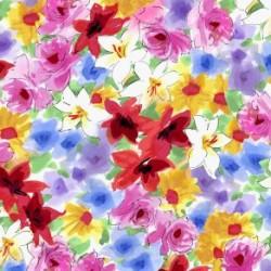 Watercolour Floral - MULTI