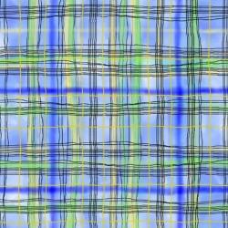 Plaid - BLUE
