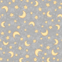 Moon & Stars - DK GREY