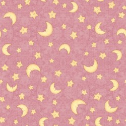 Moon & Stars - DK PINK