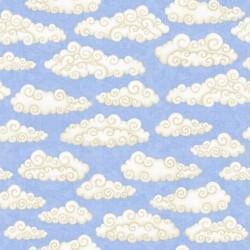 Clouds - BLUE