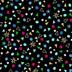 Confetti - BLACK