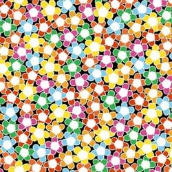 Packed Flowers - MULTI