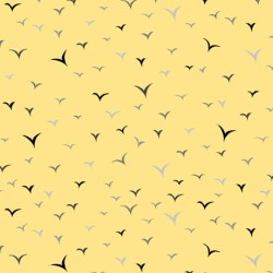 Birds - YELLOW