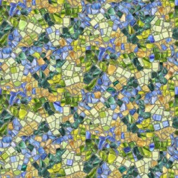 Mosaic - BLUE/GREEN