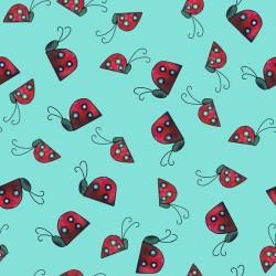 Ladybugs - AQUA