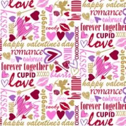 Valentine Lingo - WHITE